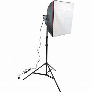 Photxpro Professional Studio Lighting Softbox 60cm x 60cm