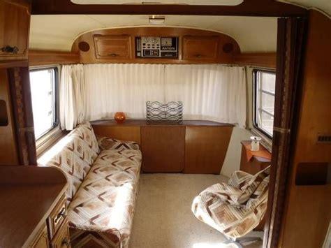 vintage  avion travel trailer  triple axle