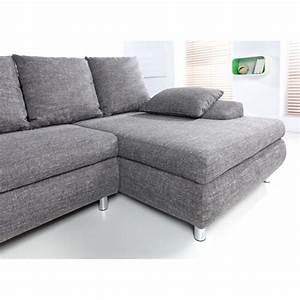 relaxima canape d39angle a droite convertible naho avec With tapis ethnique avec naho canapé d angle