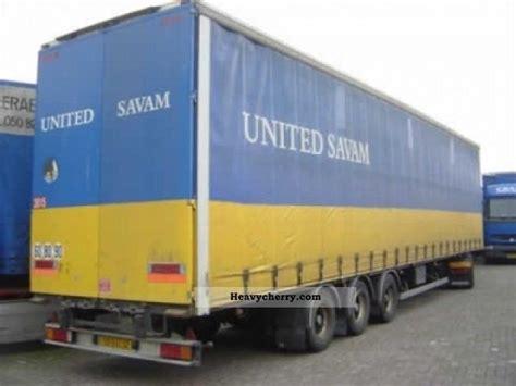 Samro Curtain box MEGA volume 1999 Stake body and ...