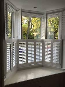 Bay, Window, Shutters, Fitted, In, Netley, Abbey