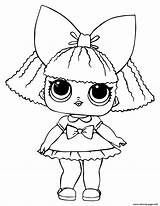 Coloring Pages Doll Queen Glitter Lol Printable Para Dolls Super Valentine Supercoloring Colorear Imprimir Pintar Surprise Colouring Sheets Dibujos Among sketch template