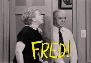 Fred and Ethel Mertz, 'I Love Lucy' - Missed It by That ...