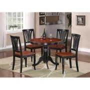 round kitchen table sets walmart com
