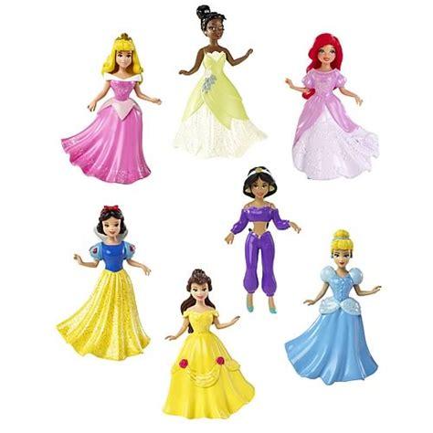 disney princess collection dolls set mattel cinderella dolls  entertainment earth