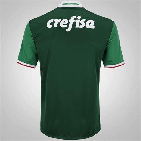 Camisas do Palmeiras na Centauro