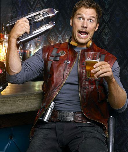 Guardians Of The Galaxy, Star-lord, Peter Quill Costume