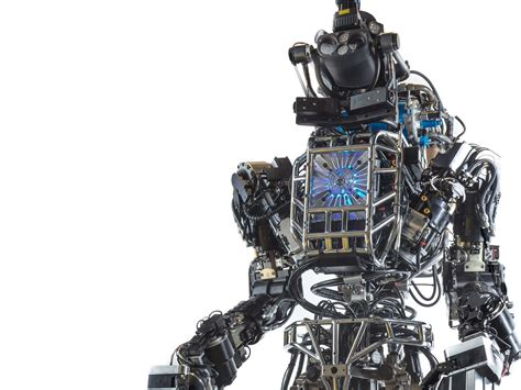 Darpa's Atlas Bot Is Terrifyingly Cool