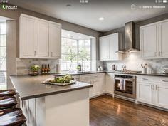 what color for kitchen gray cabinets design ideas pictures remodel and decor 7034