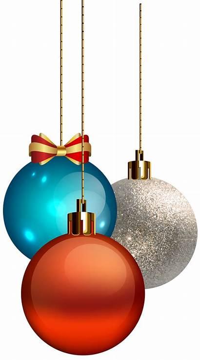 Balls Transparent Ball Clipart Clip Ornament Navidad