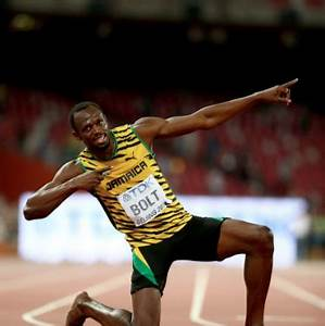 Usain Bolt Set To Defend 100 metres and 200m Olympic ...