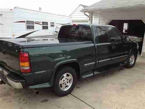 how make cars 2001 chevrolet silverado seat position control buy used 2001 chevrolet silverado 1500 ls extended cab pickup 4 door 5 3l in salem ohio united