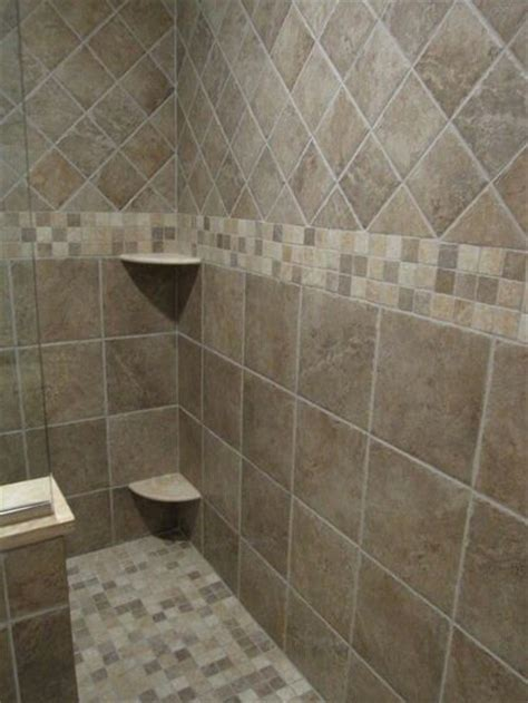 Bathroom Tile Design Patterns by 17 Best Ideas About Neutral Bathroom Tile On