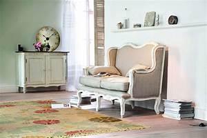 Wohnzimmer Im Vintage Look Bauemotionde