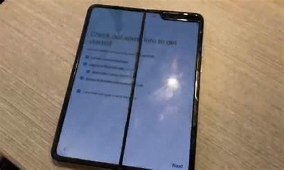 Galaxy Samsung Screen Folding Dgit
