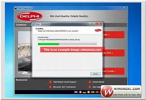 Auto Workshop Manuals: Delphi Diagnostic Software Diamand ...