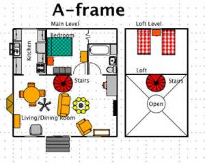 a frame plans free a frame house style a free ez architect floor plan for windows