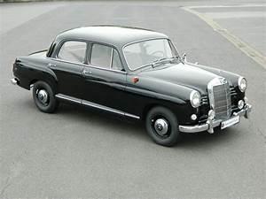 Alte Autos Günstig Kaufen : 1958 mercedes benz 190 w121 bl ponton oldtimer ~ Jslefanu.com Haus und Dekorationen