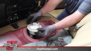 How To Install Fuel Pump Assembly E8738m In A 2006
