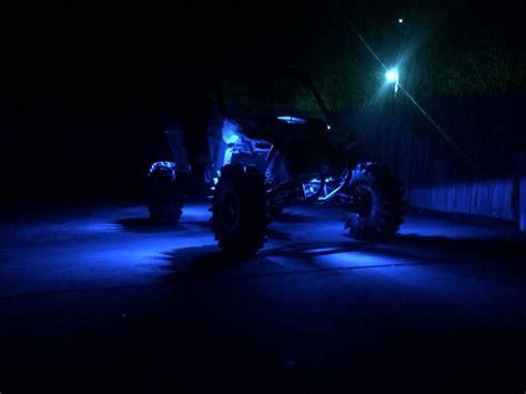 black light underglow can am underglow can am maverick commander 2 seater