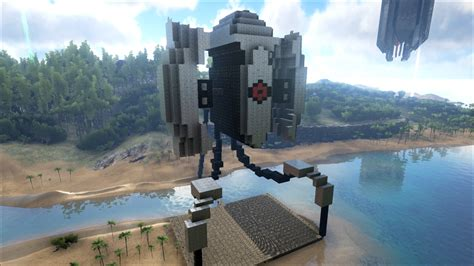 Ark Cannon Boat by Ark Survival Evolved Raft Ship Images