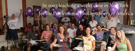 Teaching Professional Photographers Of America
