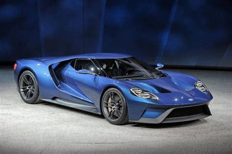New Gt Supercar Is The Fastest Ford Production Car Ever