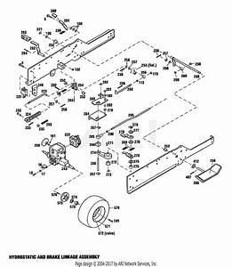 Troy Bilt 13101 16hp Gtx Hydro Garden Tractor  S  N