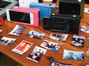 how to print something from your iphone prynt device turns your smartphone into a polaroid