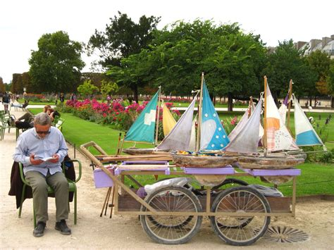 Sailboats For Rent by Tuileries Sailboats For Rent Kafkaesque