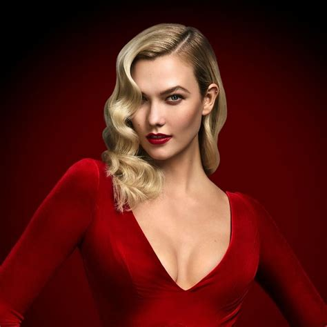 Karlie Kloss For Carolina Herrera December Hawtcelebs