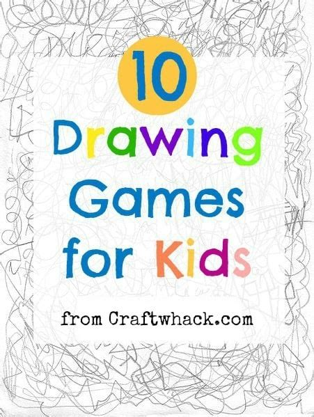 drawing games  kids