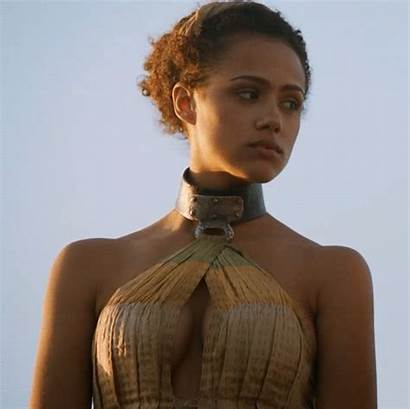 Thrones Emmanuel Nathalie Hottest Natalie Missandei Woman