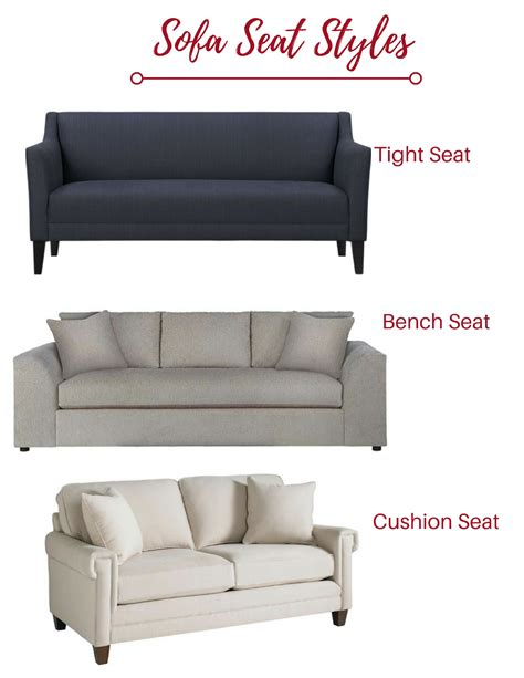 Sofa Shopping by Design Guide Shopping For The Sofa Confettistyle