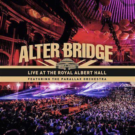 review alter bridge    royal albert hall
