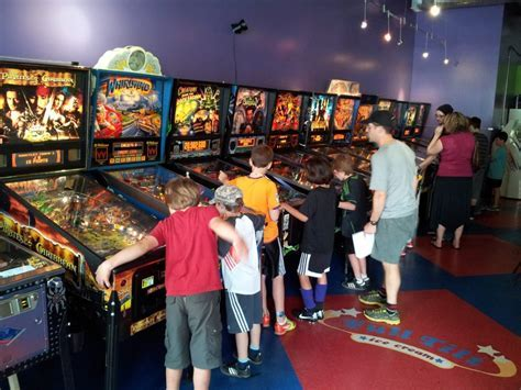 Family Night Out at Full Tilt: Ice Cream, Pizza, and Pinball