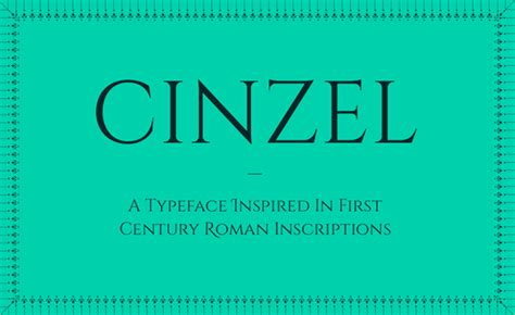 Cinzel Decorative Font Squirrel by Cinzel Font Family 183 1001 Fonts