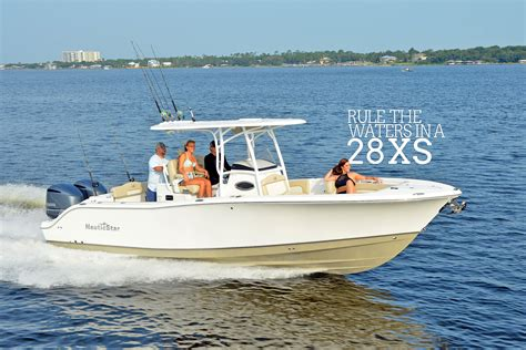 Deck Boat Offshore by Nauticstar Boats Bay Boats Deck Boats And Offshore Boats