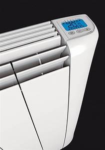 Chauffage Electrique A Inertie : radiateurs lectrique inertie ~ Edinachiropracticcenter.com Idées de Décoration