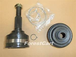 Cv Joint Assembly Front Axle Bad Boy Buggies Classic