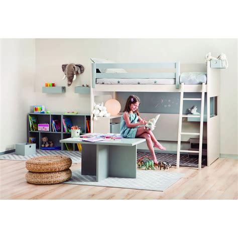 chambre avec lit mezzanine chambres d 39 enfants design de qualité et évolutives