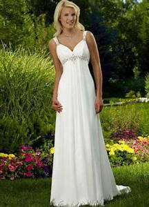 plus size flowing dresses pluslookeu collection With low key wedding dresses