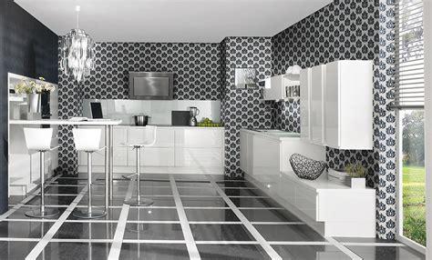 papier peint pour cuisine blanche formidable papier peint pour cuisine blanche 2 cuisine