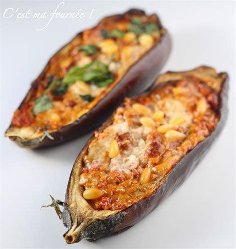 recette libanaise aubergine farcie