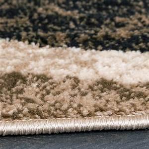 Moderne Teppiche Günstig : designer teppich wohnzimmer teppich kreis muster in braun ~ Lateststills.com Haus und Dekorationen