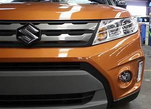Vitara 2015 Front Parking Sensors
