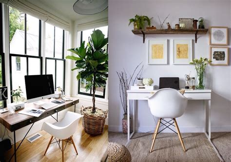 17 Simple Home Office Design Ideas You'll Love Working