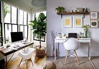 home design ideas 17 Simple Home Office Design Ideas You'll Love Working ...
