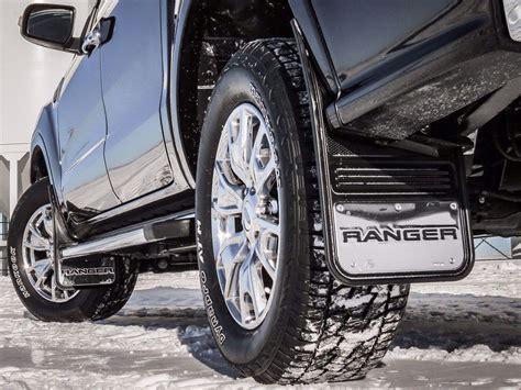 truck hardware gatorback mud flaps ford ranger logo