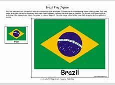 Brazil Flag Printables